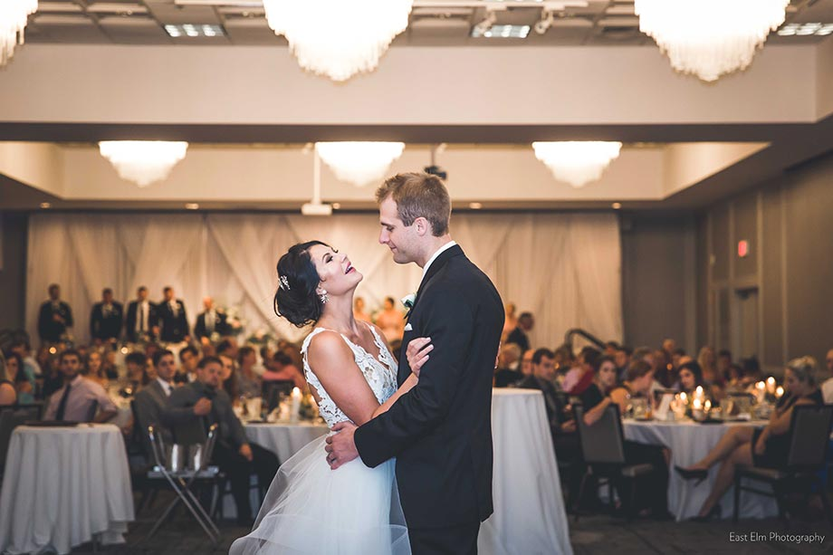 The Madison Concourse Hotel Governors Club Wisconsin Bride