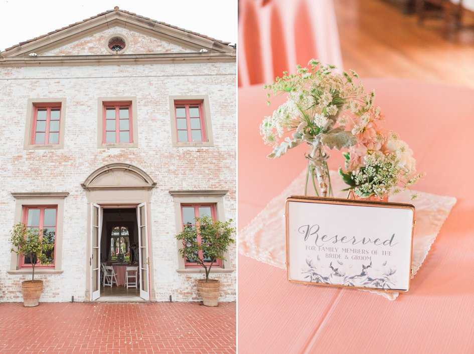 Blush Tulle Wedding at Villa Terrace Decorative Arts Museum