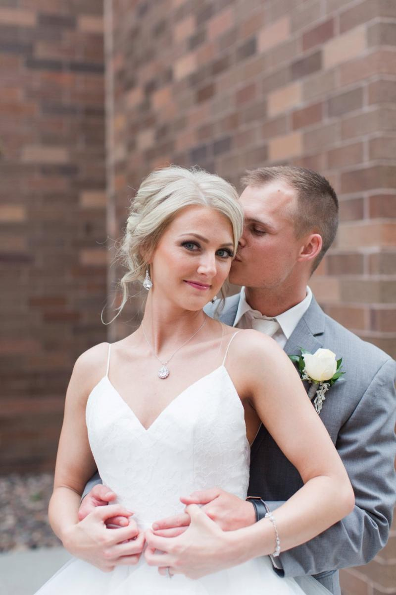 Kristy and Adam: Pretty In Pink