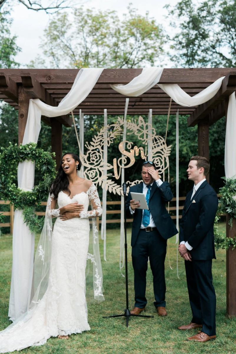Pretty Pretend Wedding At Rustic Manor 1848 Wisconsin Bride