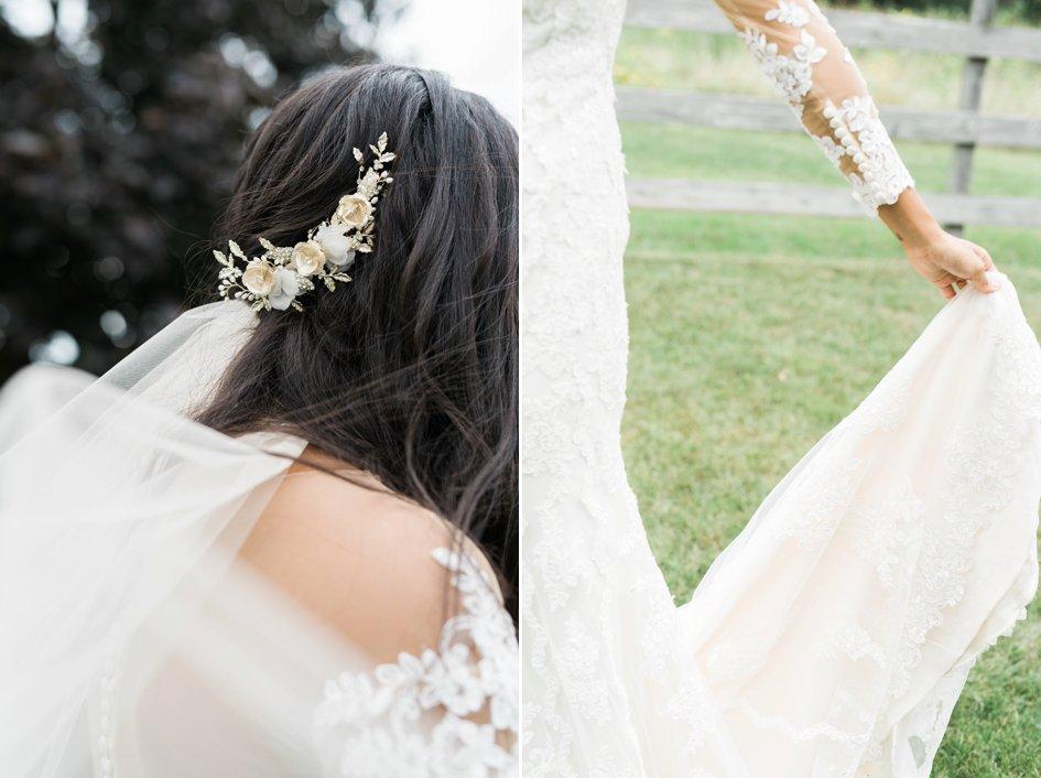 Pretty Pretend Wedding At Rustic Manor 1848 Wisconsin Bride