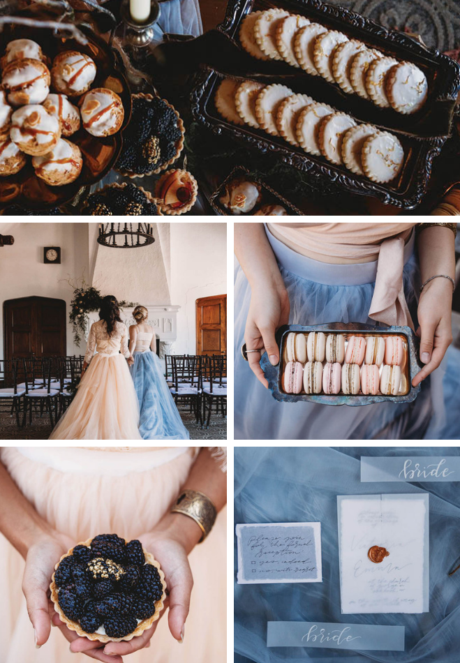 A Good Vintage: Styled Shoot with Old World Charm