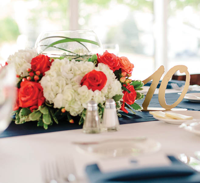 Our Favorite Wedding Table Number Ideas
