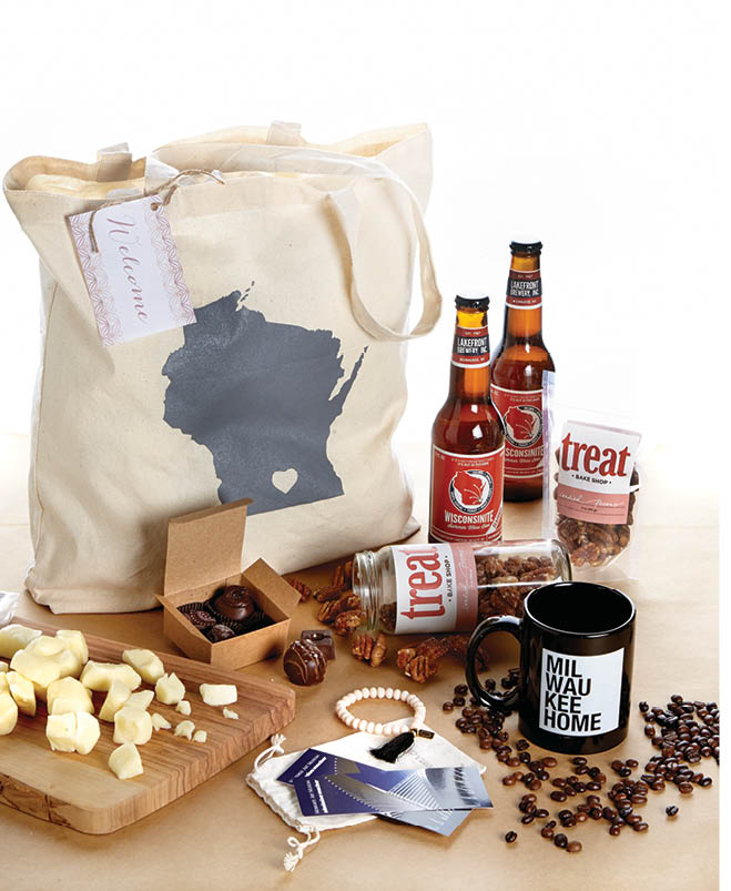 Youre Welcome Gift Bags For Guests Wisconsin Bride