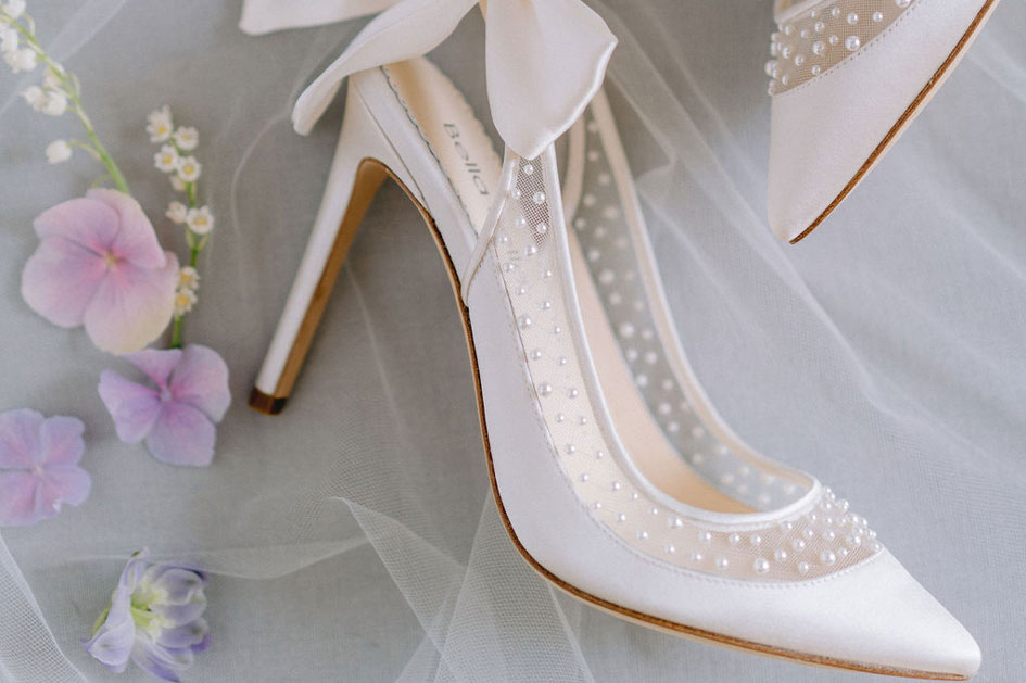 The Gabrielle Style from Bella Belle Shoes' new Poetry of Love Collection