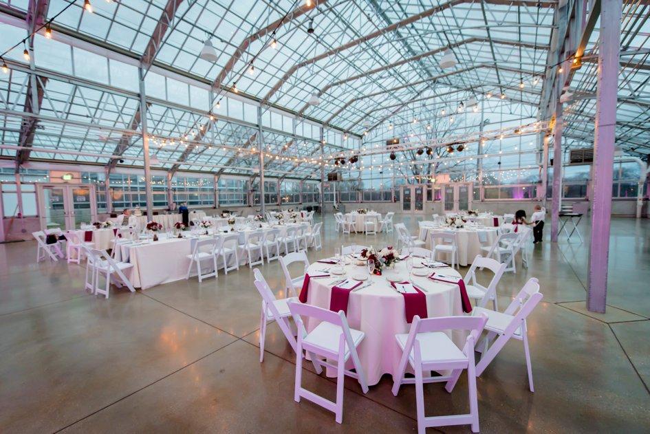 Lisa Clayton Vibrant Wedding At The Domes Greenhouse