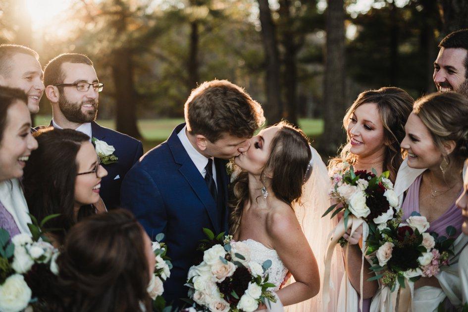 Long-Distance Couple Weds in Wisconsin Dells | Wisconsin Bride