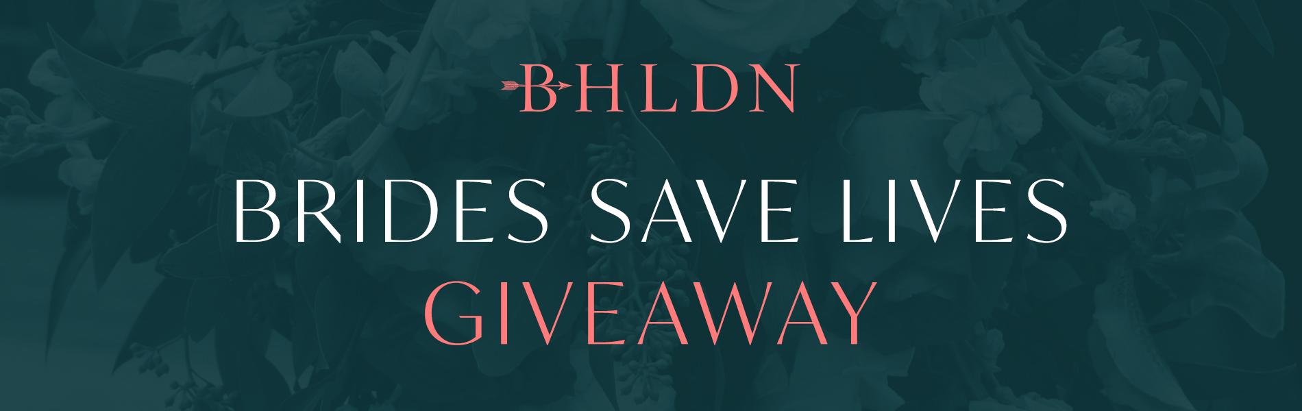 BHLDN Brides Save Lives image of flowers.