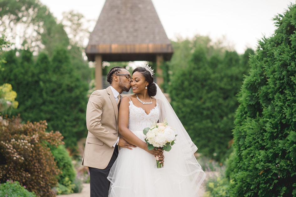 Jasmine and Albojay marry at The Loft at 132
