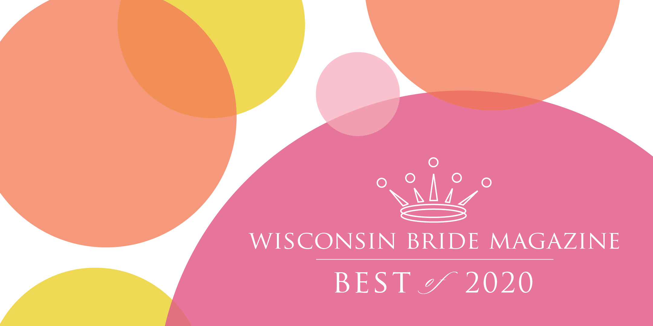 Wisconsin Bride Best Of 2020 Header