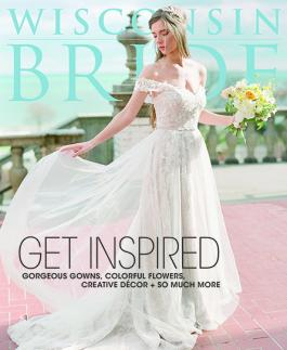 Wisconsin Bride Cover 2 Spring/Summer 2021