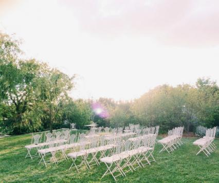 Classic Outdoor Wedding