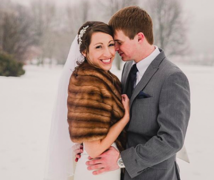 Winter Wraps: Stylish Cover Up Ideas for Brides   Wisconsin Bride