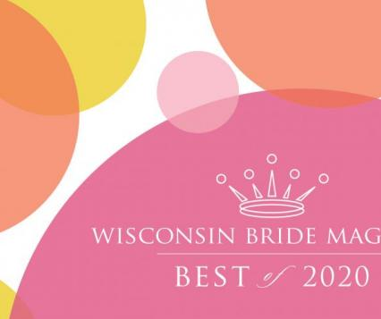 Wisconsin Bride Best Of 2020 Header