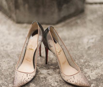 07be4570806 Shoe Fancy  5 Bridal Styles We re Dying to Try On
