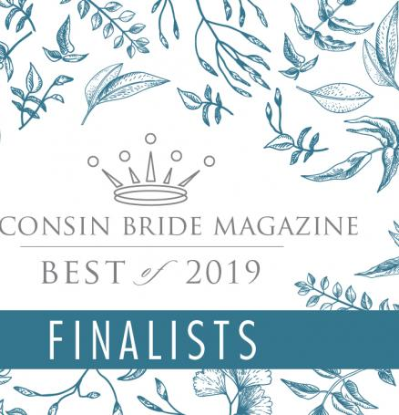 Wisconsin Bride's Best of 2019 - The Finalists