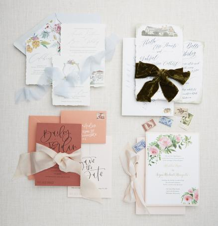Invitation Suite Wedding