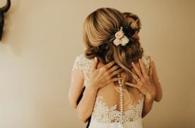 Whimsical Hairpieces for Every Bride