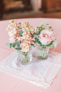 Blush Tulle Wedding at Villa Terrace Decorative Arts Museum | Wisconsin Bride