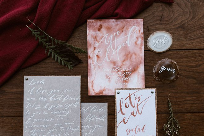 Apostle Islands Styled Shoot